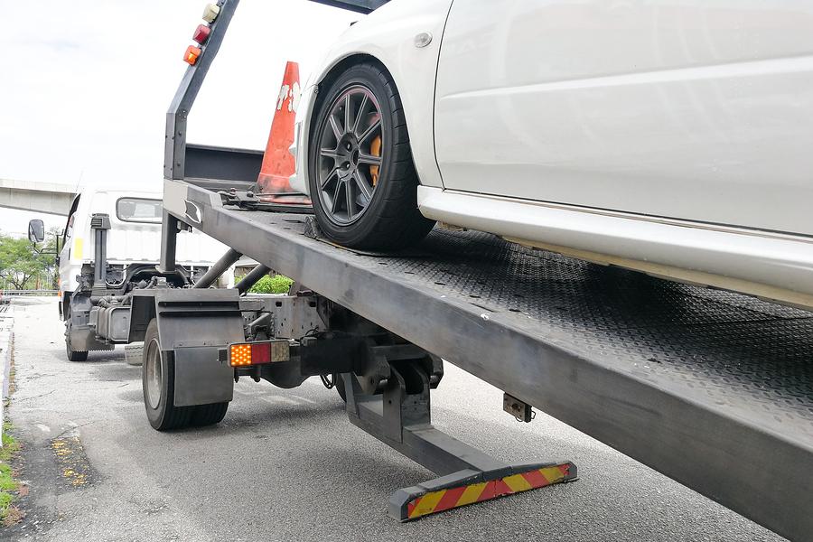Des Moines Towing Service