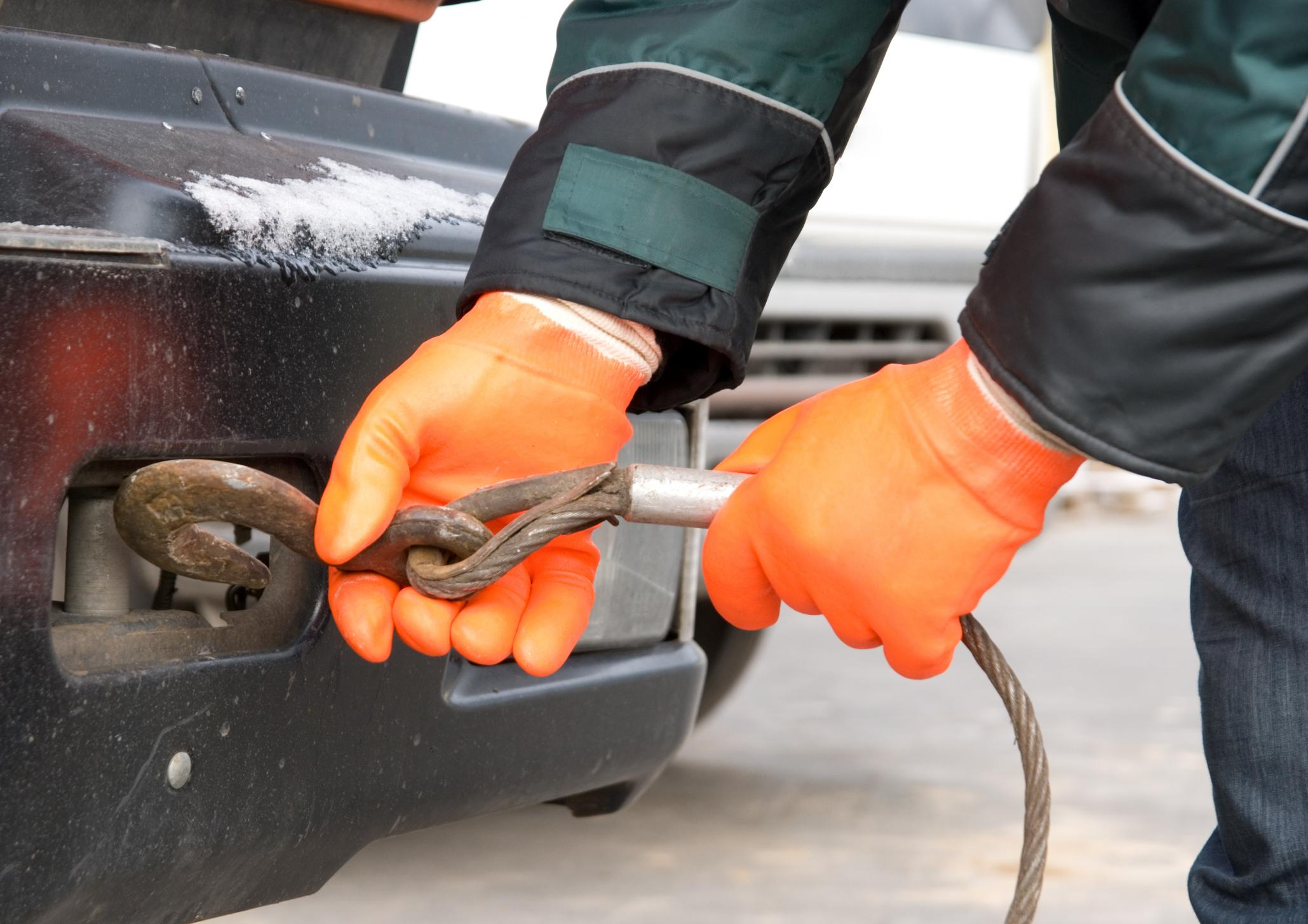 Des Moines Towing Service - Services